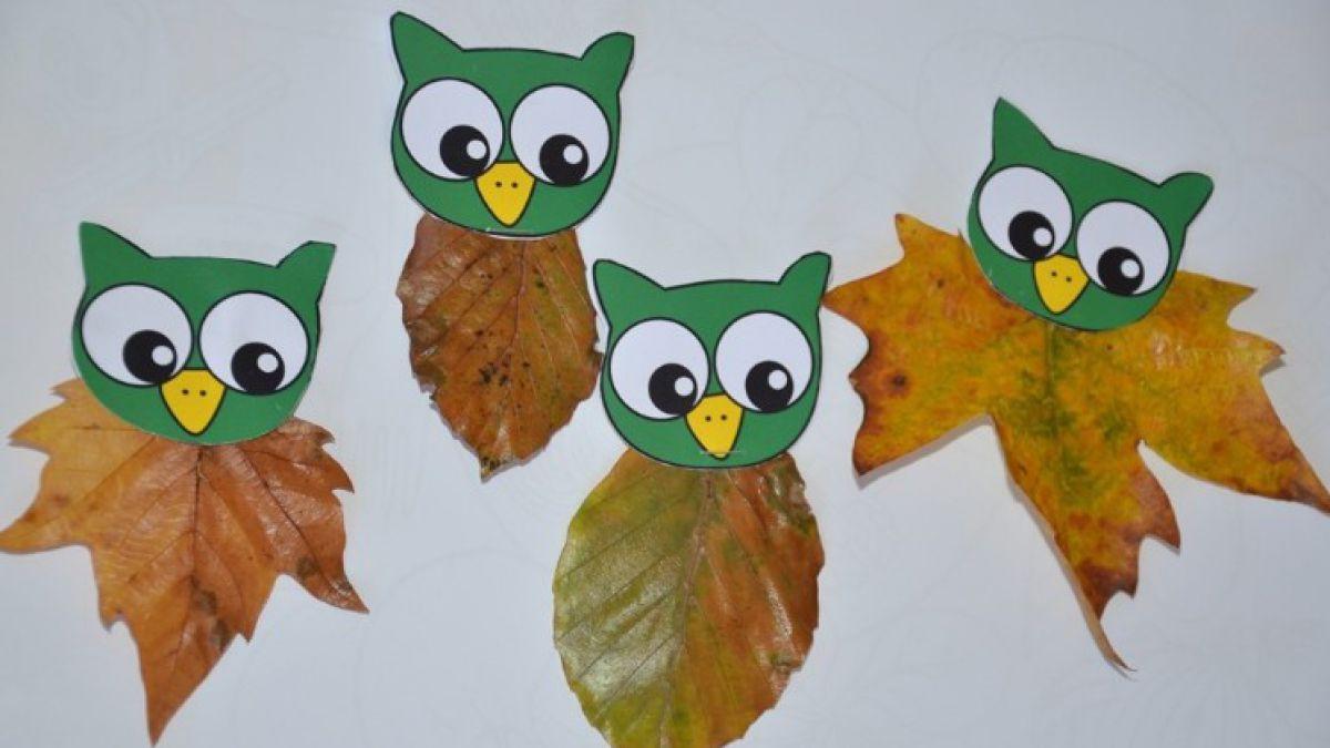 Blätter-Tiere