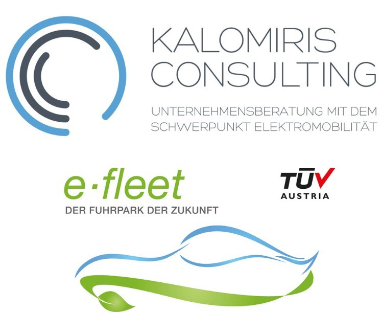 Logos Kalomiris Consulting und TÜV Austria Automotive