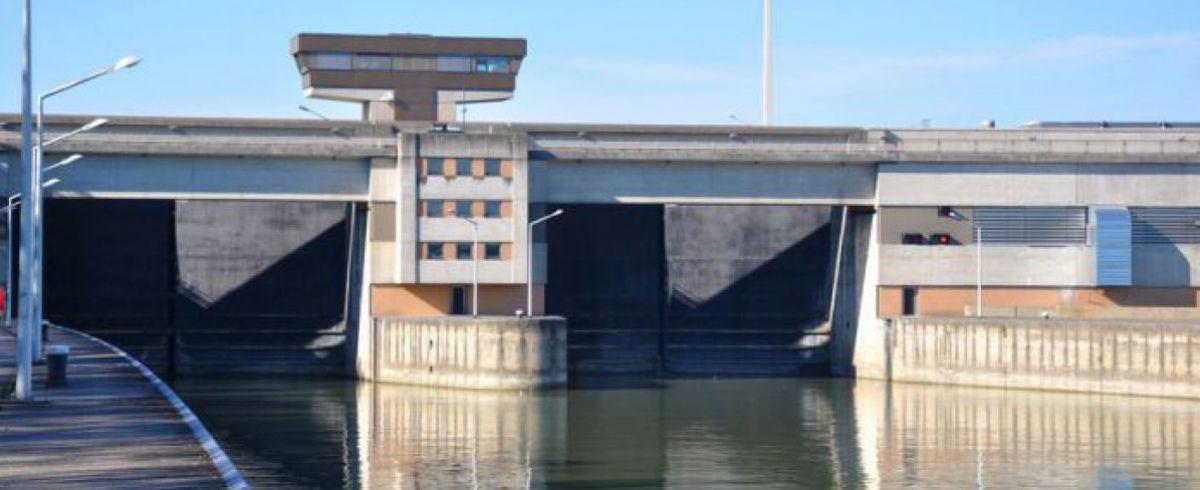 Wasserkraftwerk Greifenstein