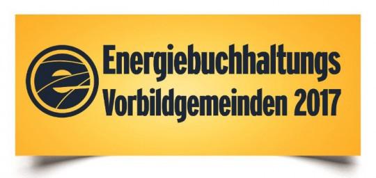 Energiebuchhaltungs-Vorbildgemeinden 2017
