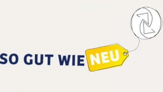Logo So gut wie NEU
